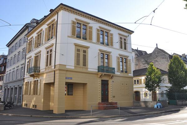 Schweizer Finanzkontrolle Basel